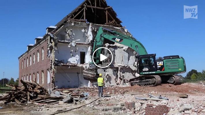 Friesland-Kaserne macht Platz für neuen Stadtteil | Varel